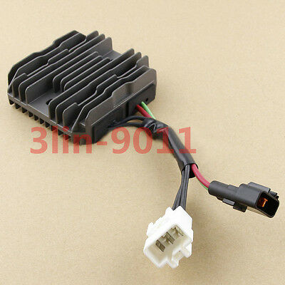 Regulator Rectifier Voltage Assy For Suzuki AN650 Burgman 650 Skywave 2003-2012