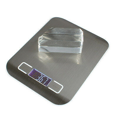 5kg/1g Digital Electronic Kitchen Postal Scales Postage Parcel Weighing Weight