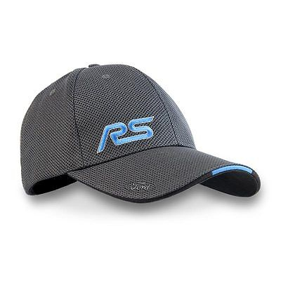 Ford Genuine New RS Baseball Cap In Grey 35020385
