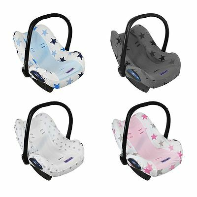 The Original Dooky Universal Car Seat Cover Group 0+
