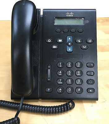 5 x Cisco Unified 6921 IP Video Phones including delivery