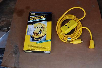 Hubbell GFP25C15A Industrial/Commercial Grade GFCI Line Cord 15 Amp