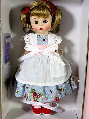 """New Boxed Madame Alexander Doll 8"""" Mommy's Little Helper #64445"""