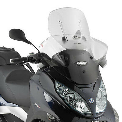 Parabrezza [Givi] Airflow - Piaggio Mp3 300 Sport/touring/business - Cod.af5601
