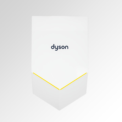 Dyson Airblade Hand Dryer HU02 V in White Brand New in Sealed Box (LATEST MODEL)