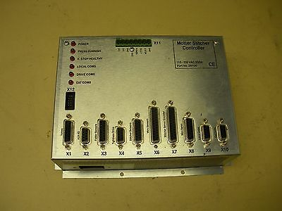 Motter Stitcher Controller part no 28/100