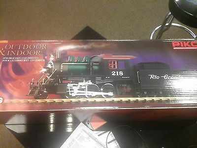 PIKO 38215 Christmas 2015 Steam Loco And Tender