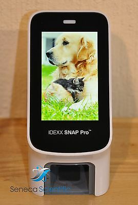Idexx Snap Pro Mobile Veterinary Device Blood Analyzer