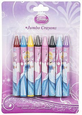 Disney Princess | Jumbo Crayons