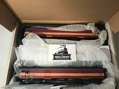 Replica Railways - 00 Gauge - Pair Of Ews Pcv's - Limited Edition Set 70/150!