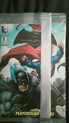 Batman v Superman DC Comics 1 and 3 OF 4