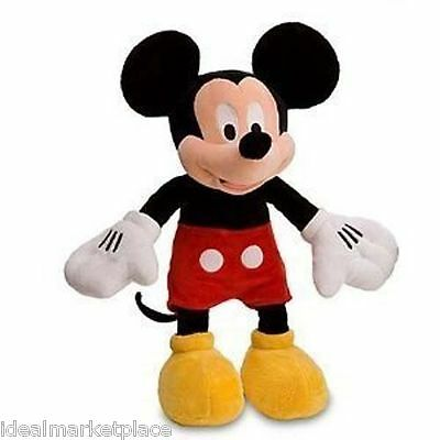 """New Disney Mickey Mouse Club Large 16"""" Plush Doll Toy Official Licensed Product"""