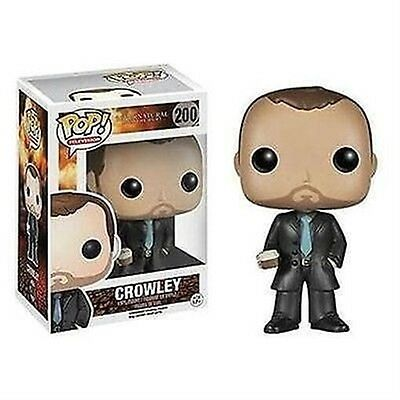 Funko - Supernatural Crowley Pop! Vinyl Figure