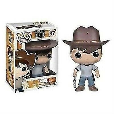 Funko - The Walking Dead Carl Grimes Pop! Vinyl Figure #97 New In Box