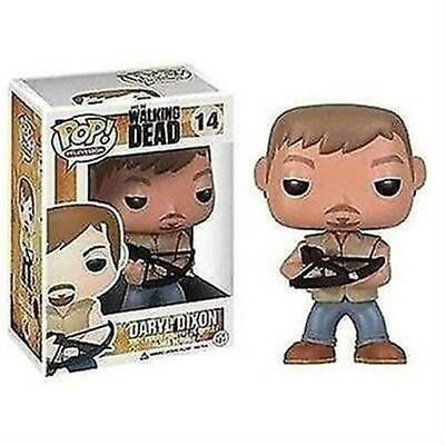 Funko - The Walking Dead Daryl Dixon Pop! Vinyl Figure #14 New In Box