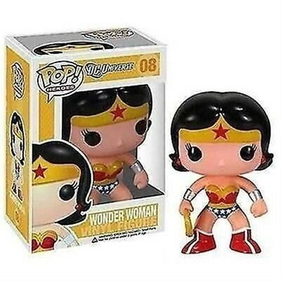 Funko - Wonder Woman Pop! Heroes Vinyl Figure #08 New In Box
