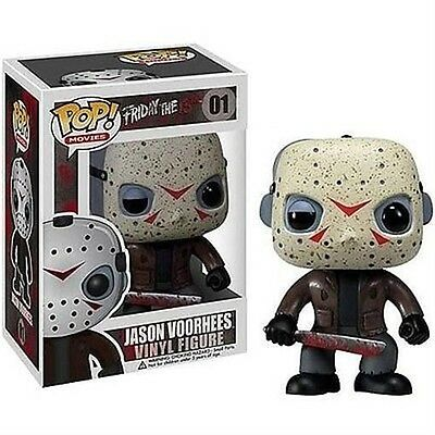 Funko - Friday the 13th Jason Voorhees Movie Pop! Vinyl Figure New In Box