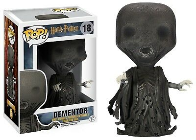 Funko - POP Movies: Harry Potter - Dementor New In Box