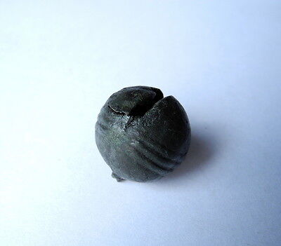 Ancient Viking Bronze Bell Baltic Pendant Genuine decoration