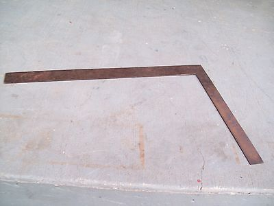 "Vintage  Eagle Mfg Co 24"" x 16"" Framing Square # 14"