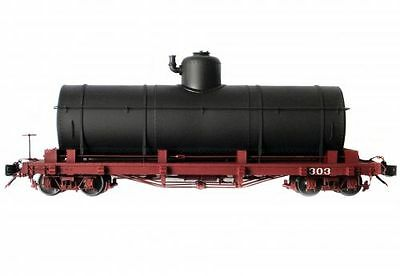 "Accucraft Freight Car "" Tank Car"" ,1:20,3, G Scale Garden Railway"