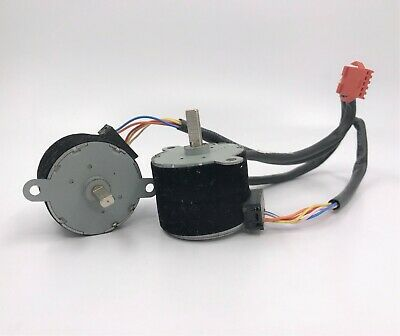 2PCS 12V 35BY412 Gear Reduction Stepper Stepping Motor 4-Phase Permanent Magnet