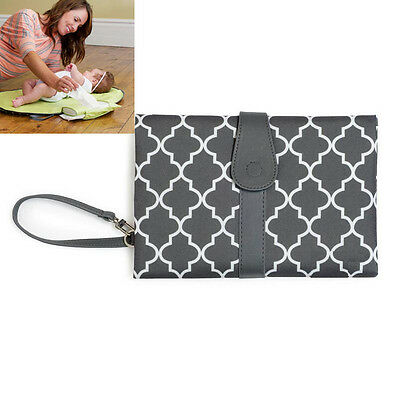 2016 Waterproof Baby Portable Diaper Mat Changing Pad Foldable Changing Cover