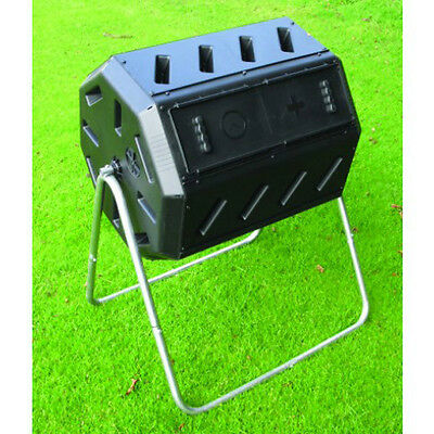 Large Tumbling Composter / Compost Tumbler by Parasene