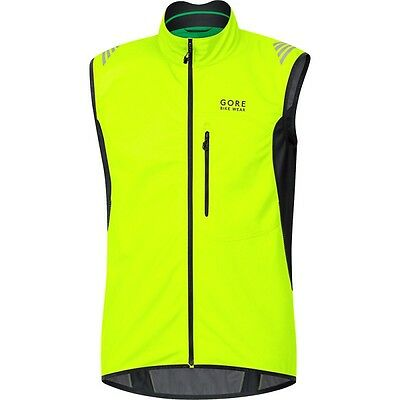 Gilet ELEMENT in Windstopper SO  GORE BIKE WEAR
