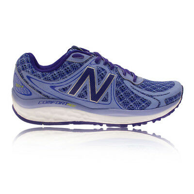 New Balance W720v3 Womens Blue Running Gym Sports Shoes Trainers B Width