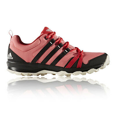 Adidas Tracerocker Womens Red Trail Outdoors Walking Trekking Shoes Pumps
