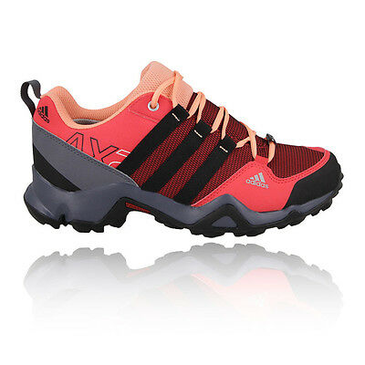 Adidas AX2 CP Junior Red Waterproof Outdoors Walking Hiking Sports Shoes