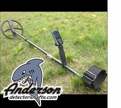 Anderson Metal Detector Carbon Fibre Shaft For XP Deus - DETECNICKS LTD