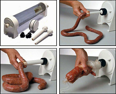 3L 9LB Dual Speed Sausage Stuffer And Meat Filler Commercial Industrial