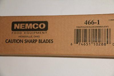 "Nemco (466-1) 3/16"" Tomato Slicer Replacement Blade Assembly New"