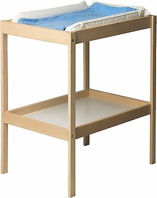 IKEA Table Changing Baby Nursery White Furniture Dresser, NEW