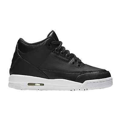 Nike Air Jordan Retro III 3 Cyber Monday Black And White Size GS Youth