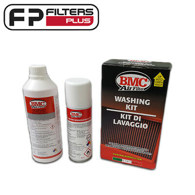 WA200-500 BMC Air Filter Cleaning Kit - Will also clean K&N Filters 99-5000