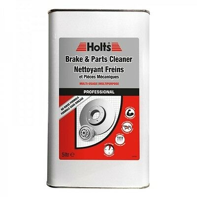 Holts Brake parts clutch Cleaner Professional 5l 5 Litre tin 100% pure solvent