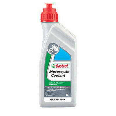 Castrol 151ACD Motorcycle Coolant 1 Litre