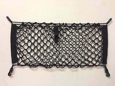 Rear Side Cargo Net Set of 2 For Subaru Forester 2009 BRAND NEW