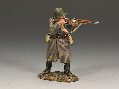 King and (&) Country RA035 - Standing Firing Rifle - Retired