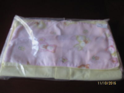 Nappy Stacker Suit Girl Pink And Lemon