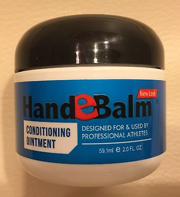 HandEbalm 2oz Gymnastics, CrossFit Rips Hand Treatment Ointment, Skin Protection