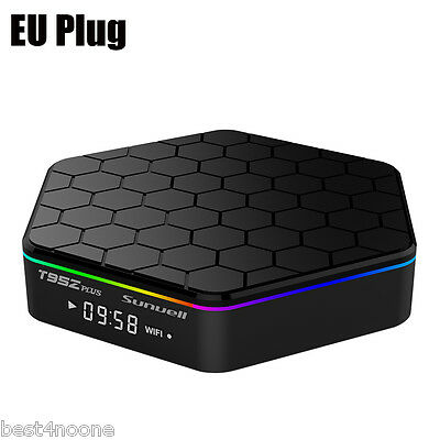 Sunvell T95Z Plus TV Box Amlogic S912 Android WiFi Octa Core 2GB+16GB