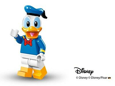 LEGO 71012 MINIFIGURES Disney - Donald Duck ~FACTORY SEALED