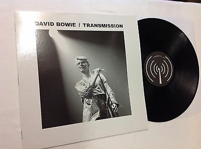 David Bowie - Transmission - Vinyl