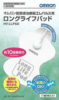 OMRON HV-LLPAD Official Long Life Pad for Ereplus Japan Import F/S