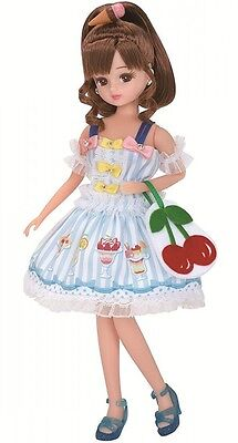 LD-06 Fruit Parlor TAKATA TOMY Licca chan Doll