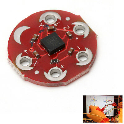 ADXL335 Wearable Accelerometer Three Axis Sensor Module For LilyPad Universal
